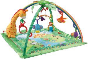 Baby Krabbeldecke mit Spielbogen